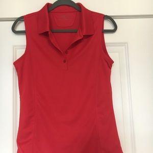 Tops - Women's sport collars shirt